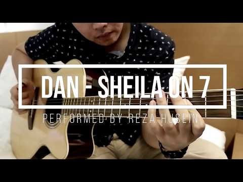Dan - Sheila on 7 (Fingerstyle Acoustic Cover)