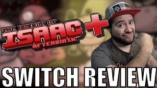 The Binding of Isaac: Afterbirth+ (Nintendo Switch) Review | 8-Bit Eric