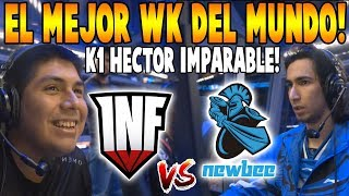 INFAMOUS vs NEWBEE [Game 1] BO3 - K1 Hector El Mejor WK del Mundo -TI9 THE INTERNATIONAL 2019 DOTA 2