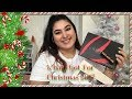 What I Got For Christmas 2017 | Catherine Jasmin