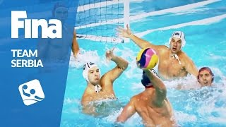 Team Serbia - Water Polo at its finest