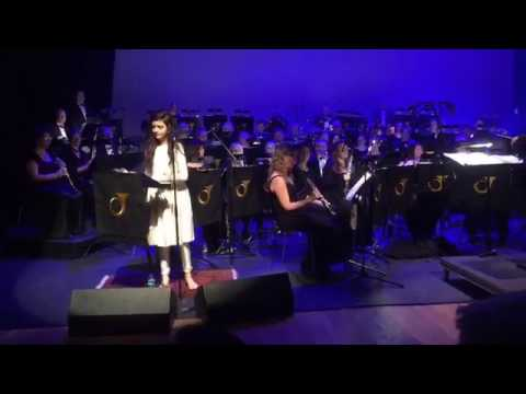 Angelina Jordan -Abril 2017 Sings