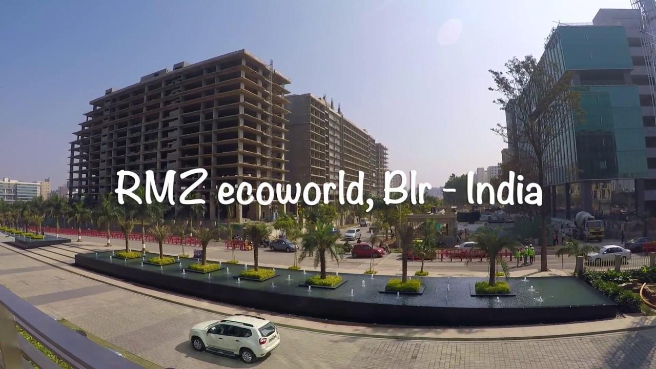 RMZ ECOWORLD. Bangalore. India - YouTube