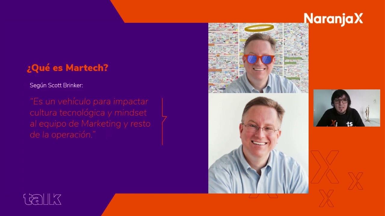 Tech Talk Martech: Marketing y tecnología. Claves para una sinergia de alto impacto.
