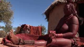 Namibie : Population-Himba