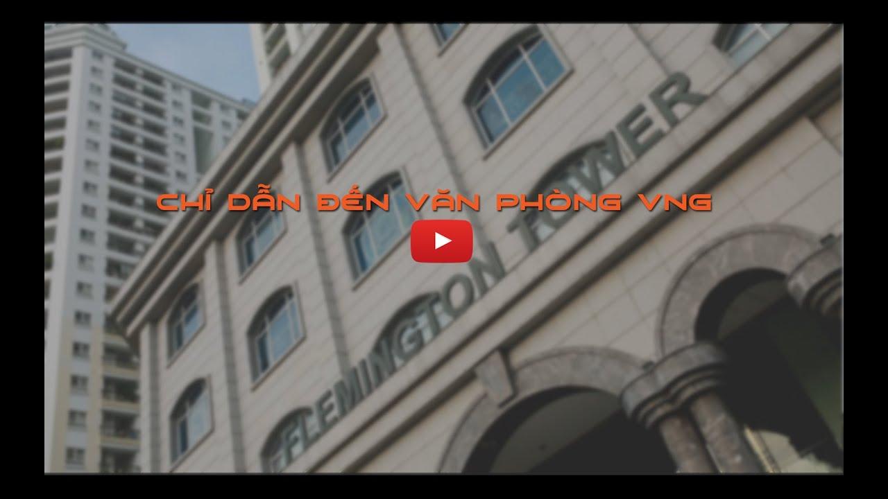 Download Chỉ dẫn đến văn phòng VNG - TP. HCM (Trụ sở chính)