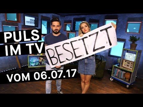 Hausbesetzer und eine Go-Kart-Challenge (Sendung vom 06.07.2017)