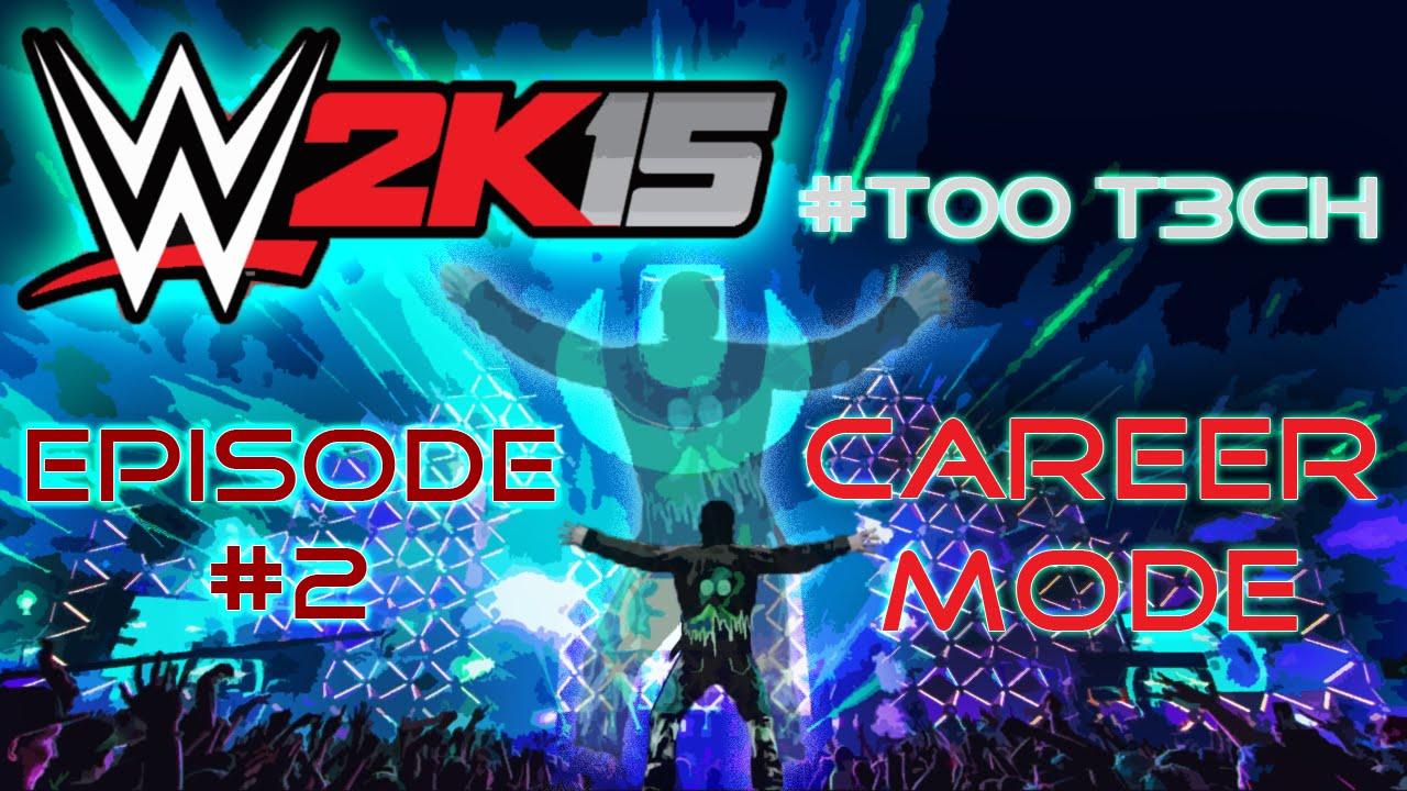 Download WWE 2K15 Career Mode Techno Tank Junior Episode 2