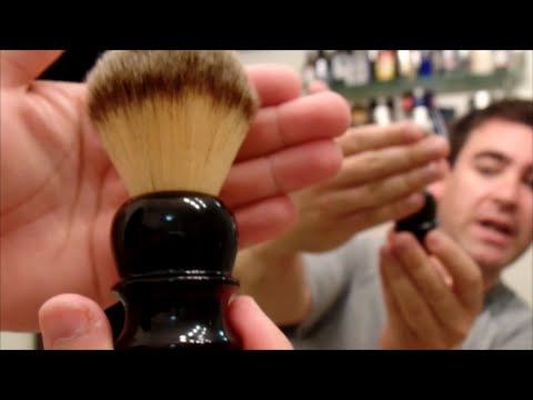 What Is The Best Synthetic Shaving Brush? – A Newbies Search