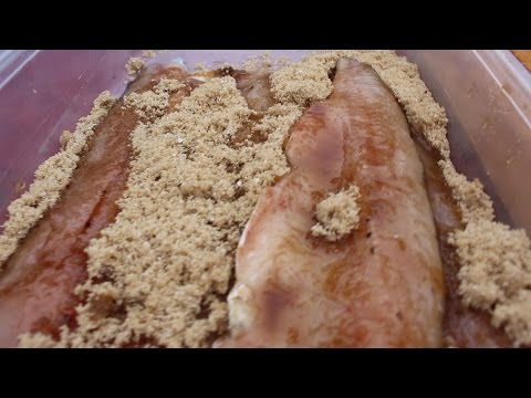 Best Smoked Trout Recipe