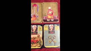 Lenormand and Tarot reading -Tell me what Melania and Donald Trump feel about each other -
