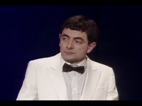 Rowan Atkinson Live  Award Ceremony Bad Loser