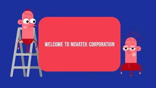 Portable Air Filtration System by Novatek Corporation