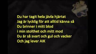 ulf - Hela jävla hjärtat (en hyllning till AIK)