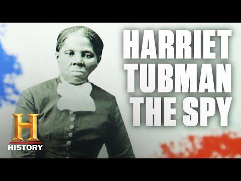 Harriet Tubman: Soldier/Spy   History