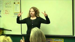 American Sign Language Class Week 5 Fingerspelling Review