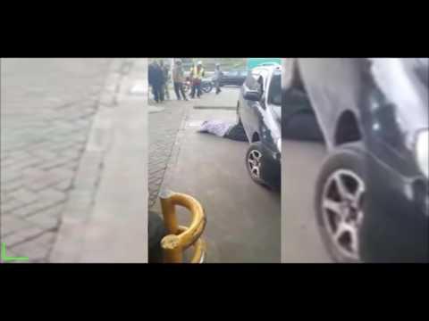 Notorious Carjacker Dives Under Stolen Car To Avoid Being Shot Dead