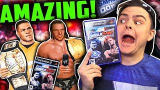 This WWE Game Is Just LEGENDARY! | WWE SvR 2006