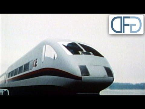 ICE - Der neue Zug | Informativer Werbefilm zur Einführung des Intercity-Express (1988)