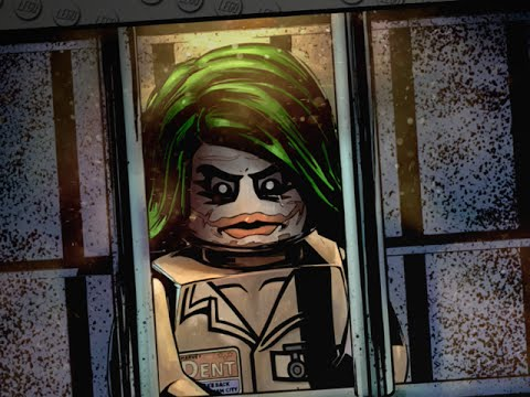 LEGO BATMAN 3 - BEYOND GOTHAM - DARK KNIGHT TRILOGY DLC LEVEL