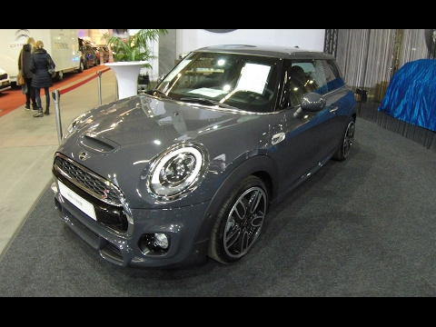 MINI COOPER S 3 DOOR !! THUNDER GREY COLOUR !! NEW MODEL !! WALKAROUND !!