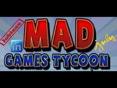 Jobless in July | Mad Games Tycoon | Episode 1