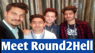 Meet Round2Hell SHOLAY | Round2hell | R2h | Maza A Gaya | StreamCon Asia | Nazim | Zyan Wasim 2019