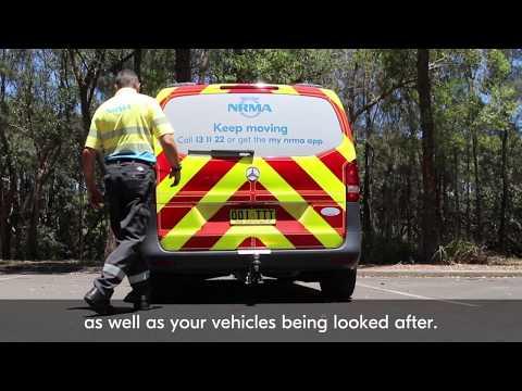 Keeping you moving: New NRMA patrol vans