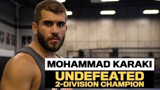ONE Feature | Mohammad Karaki Finds A Home In Martial Arts