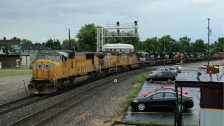 2016 Ohio Rail Hot Spots Trip - Day 2 in Marion, OH (6/16/2016, Second Half)