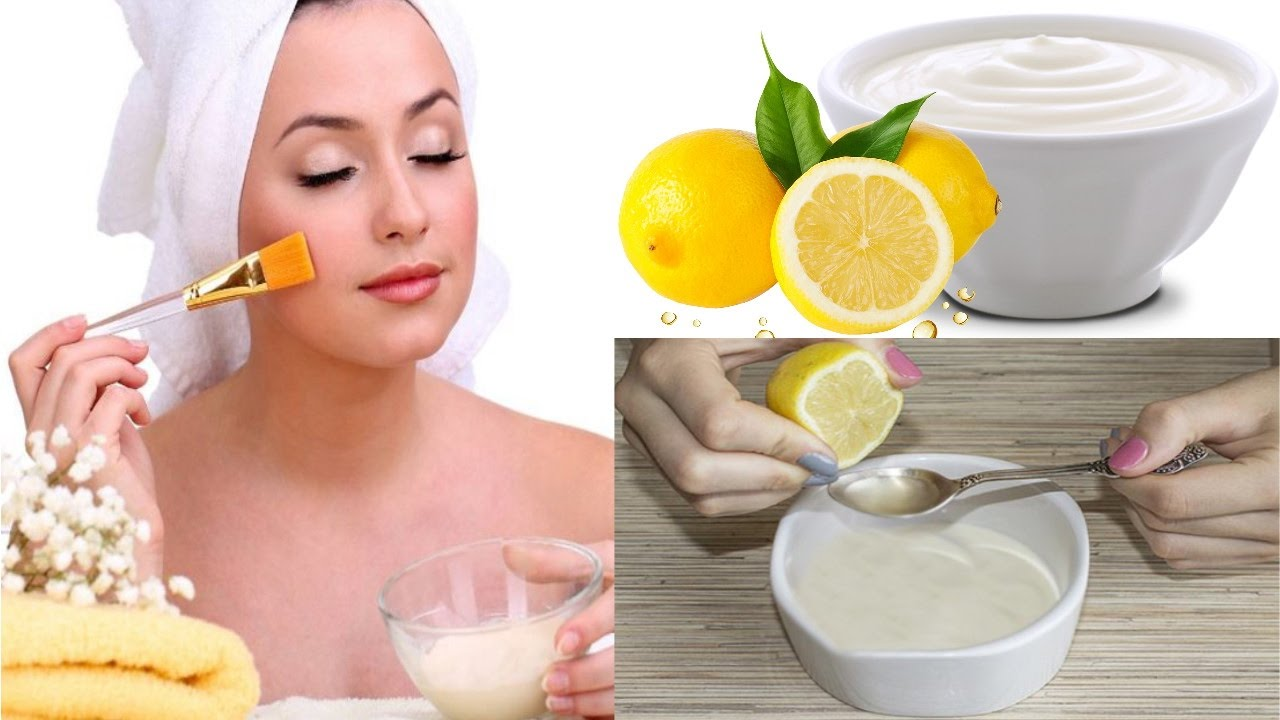 Image result for lighten skin with Yogurt