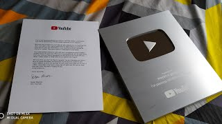 UNBOXING & CARA DAPAT SILVER PLAY BUTTON Youtube Terbaru!