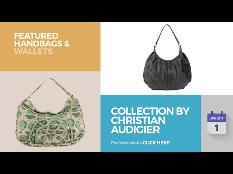 Collection By Christian Audigier Featured Handbags & Wallets