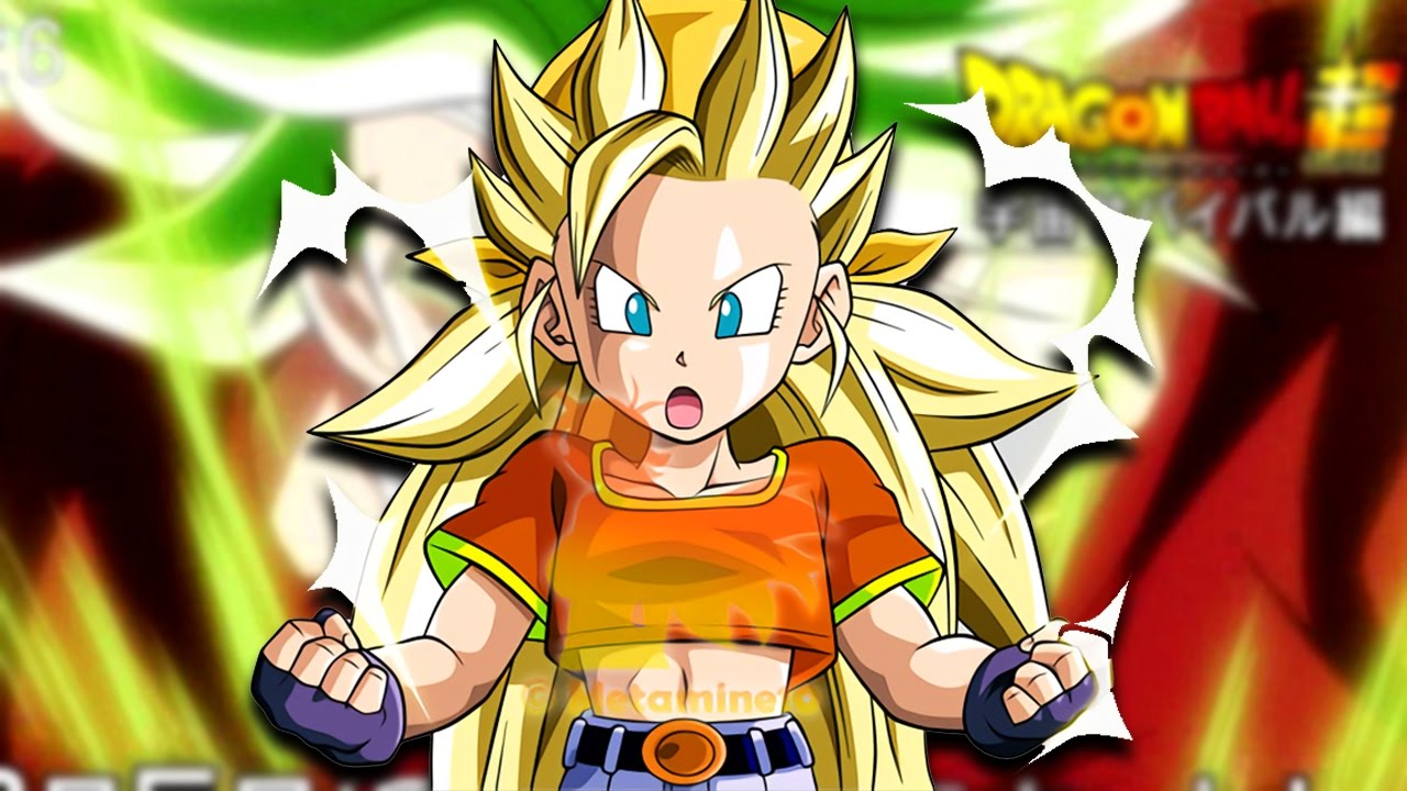 Super saiyan pan youtube - Super sayen 10 ...