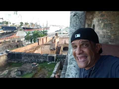 Dando una vuelta por La zona Colonial de Rep. Dominicana - El Pachu Show