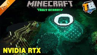 Truly Bedrock in Minecraft RTX | Truly Bedrock Season 1 [107] | Minecraft Bedrock Edition 1.14 SMP