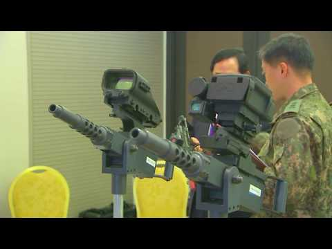 K Force TV - South Korea Latest Weapons Of Advanced Defense Industry Exhibition [1080p]