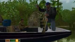 Amazon - Peacock - Rapala Pro Fishing Game