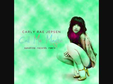 Carly Rae Jepsen - Call Me Maybe (Extended DJ Friendly Remix)