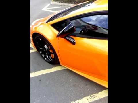 I Seen A Lamborghini At Costco