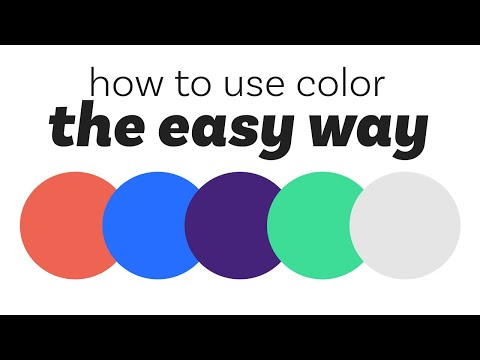 Give Your Site A Fantastic Color Scheme Fast