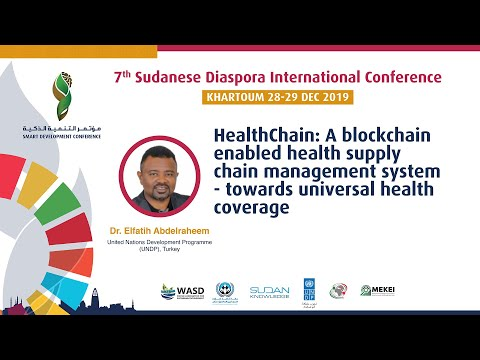 HealthChain: A blockchain enabled health supply chain management system