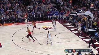 3rd Quarter, One Box Video: Utah Jazz vs. Golden State Warriors