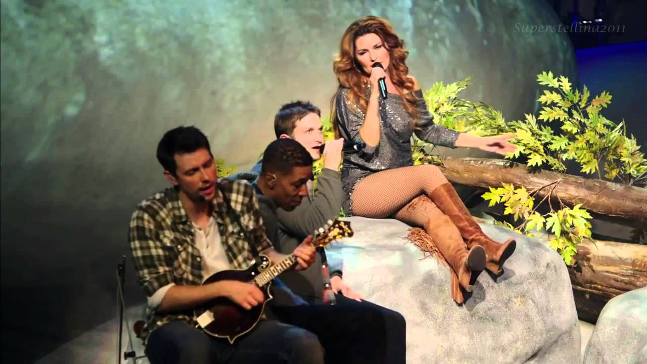 Download Shania Twain: Today Is Your Day (Live In Las Vegas)
