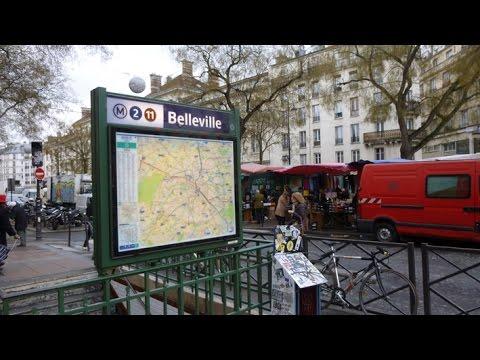 France - Paris - Quartier Asiatique de Belleville