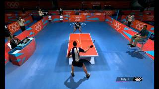 nL Live on Twitch.tv - PING PONG. [London 2012 - The Official Video Game of the Olympic Games]