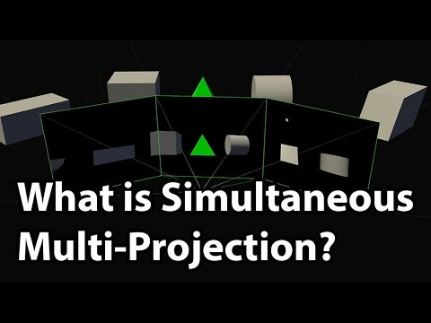 Simultaneous Multi-Projection (SMP) on the GTX 1080 Explained