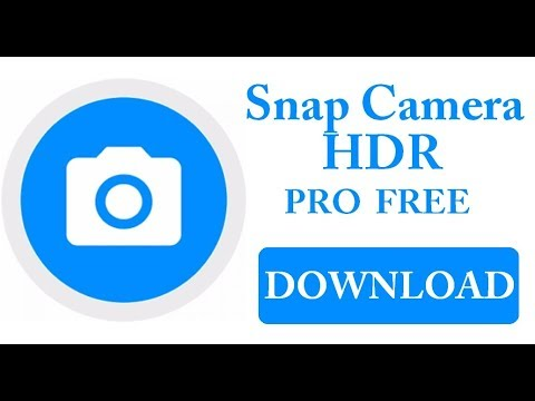 How to download Snap Camera HDR apk android free by Mr Somebody