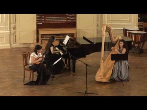 Смотреть клип С. Губайдулина - 3 пьесы из цикла