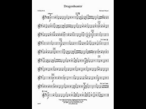 Dragonhunter Violin 2